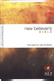 141430255X | NLT2  New Believer's Bible