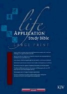 084236885X | KJV Life Application Study Bible Large Print