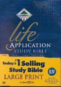0842368868 | KJV Life Application Study Bible Large Print