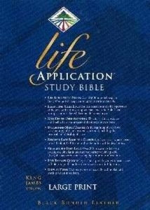 0842368876 | KJV Life Application Study Bible-Large Print