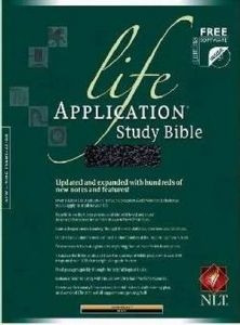 0842384960 | NLT2 Life Application Study Bible