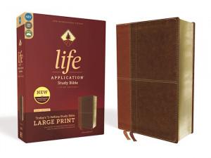 0310452945 | NIV Life Application Study Bible Large Print