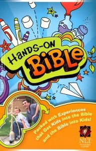 1414337698 | NLT Hands on Bible For Children