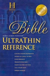 0879819243 | KJV Ultrathin Reference Bible