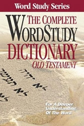 0899576672 | The Complete Word Study Dictionary