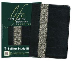 1414363389 | NLT2 Life Application Study Large Print