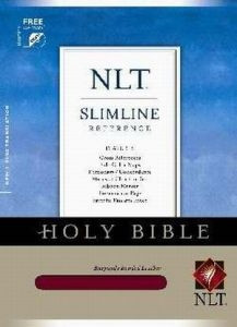 1414302207 | NLT Slimline Reference Bible
