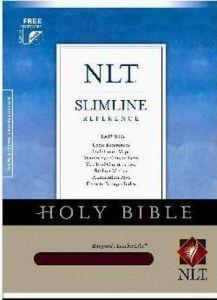 1414302223 | NLT Slimline Reference Bible