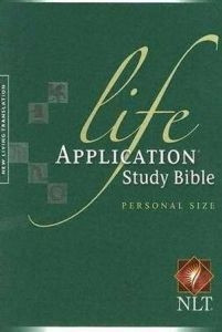 1414302584 | NLT2 Life Application Study Bible Personal Size
