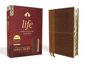 0310452953 | NIV Life Application Study Bible Large Print