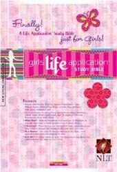 1414302665 | NLT Kid's Life Application Bible for Girls