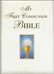 1618900048 | My First Communion Bible