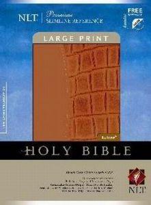 141430711X | NLT2 Premium Slimline Large Print Bible