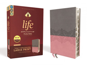 031045297X   NIV Life Application Study Bible Large Print