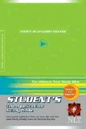 1414309643 | NLT Student's Life Application Study Bible-Personal Size (Updated & Expanded)