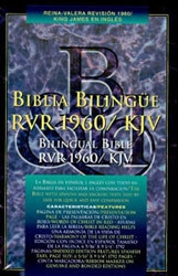1558190279 | Spanish Bilingual Bible-PR-RV 1960/KJV