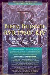 1558190309 | Bilingual Bible-PR-RV 1960/KJV