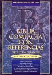 1558192921 | RV Comact Reference Bible-1960-Large Print Zipper