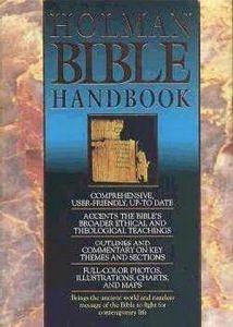 1558193324 | Holman Bible Handbook