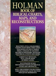 1558193596   Book of Biblical Charts, Maps, and Reconstructions