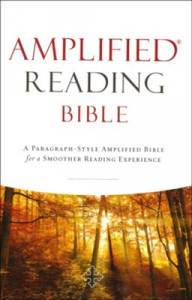 0310450209 | Amplified Reading Bible Hardcover