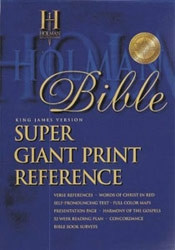 1558196420 | KJV Super Giant Print Reference Bible