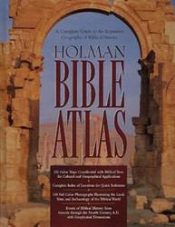 1558197095 | Holman Bible Atlas