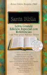 1558198334 | RV Letra Grande Edicion Especial Con Referencias-1960