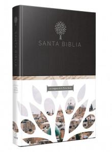 1949061590 | Span-RVR 1960 Holy Bible Black Large Print Hardcover