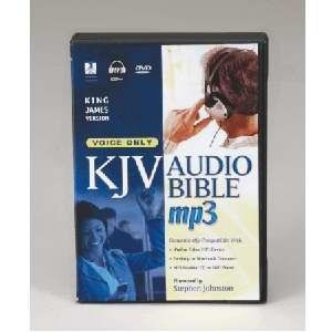 9781598569322   KJV Complete Audio Bible Voice Only