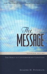 1600061354 | The Message Bible New Testament with Psalms and Proverbs