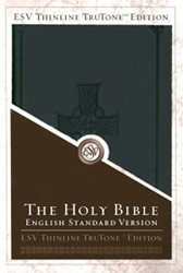 1581346549 | Esv Classic Thinline Trutone Bible Celtic Cross Design