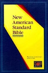 1581350228 | NASB Ultrathin Reference Bible