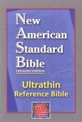 1581350244 | NASB Ultrathin Bible