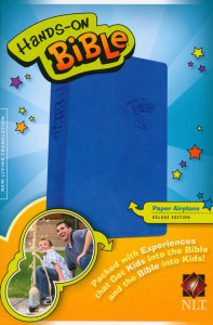 NLT Hands On Bible for Boys Updated Edition