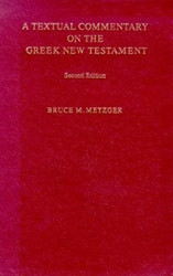 3438060108 | NT Textual Commentary Greek