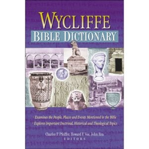 1565637879 | Wycliffe Bible Dictionary