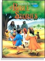1580870724   A Child's Treasury of Bible Stories