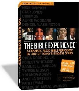 9780310926337 | TNIV The Bible Experience New Testament Dramatized