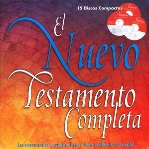 1930034628   El Nuevo Testamento Completo en Audio