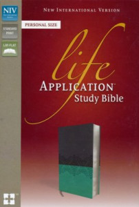 0310629012   NLT Life Application Study Bible