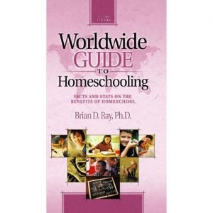 0805426132 | Worldwide Guide to Homeschooling: Facts & Stats
