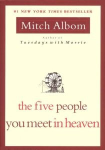 1401308589 | The Five People You Meet in Heaven