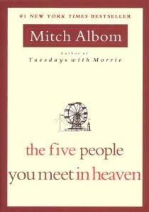 1401308589 | The Five People You Meet in Heaven