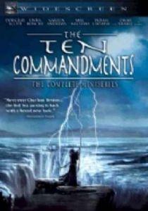 100895 | DVD-Ten Commandments: The Complete Miniseries