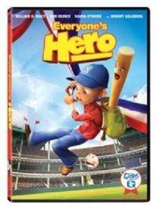 024543404910 | DVD-Everyones Hero