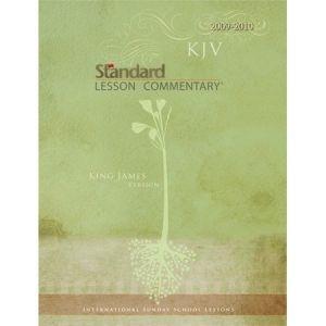 0784722579 | KJV Standard Lesson Commentary 2009 - 2010