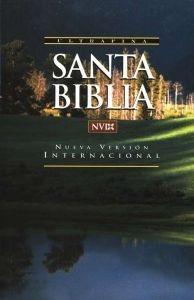 0829751629 | NVI Biblia Ultrafina Rústica