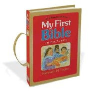 0842346309 | My First Bible in Pictures w/handle