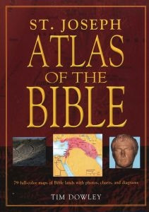 0899426557 | St. Joseph Atlas of the Bible